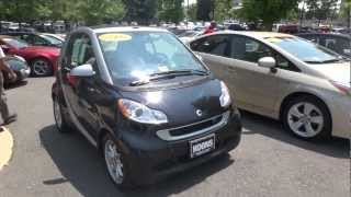 2008 Smart ForTwo Cabrio Review 3