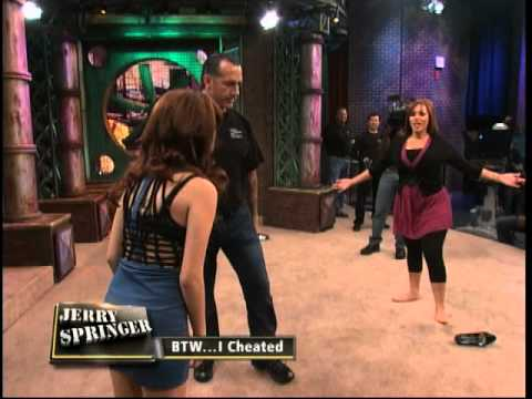 Video BTW ... I Cheated (The Jerry Springer Show) download in MP3, 3GP, MP4, WEBM, AVI, FLV January 2017