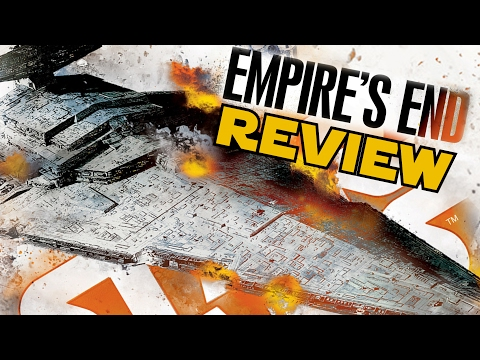 Star Wars Aftermath Empires End Book Review NO SPOILERS