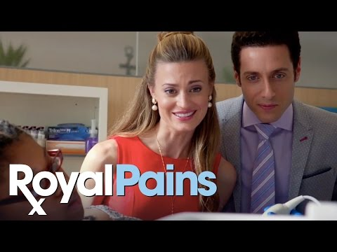 Royal Pains 7.08 (Clip)
