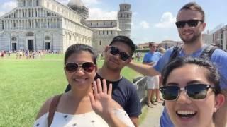 Calambrone Italy  city images : EuroPhil2016 Vlog 9 - Pisa & Calambrone, Italy