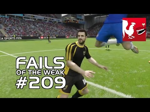 OF - In Fails of the Weak #209, Jack and Geoff bring you fails in FIFA 14, Watch Dogs, FIFA 15, inFamous: Second Son, Destiny, and UFC Undisputed 3. RT Store: http://roosterteeth.com/store/ Rooster...
