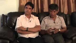 American Conversations with Madan Krishna: Hari Bansha MAHA Jodi