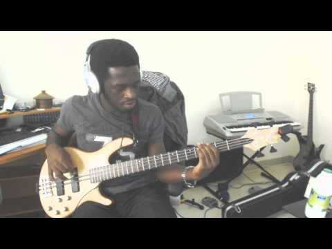 In Jesus' Name - Darlene Zschech (Bass Cover)