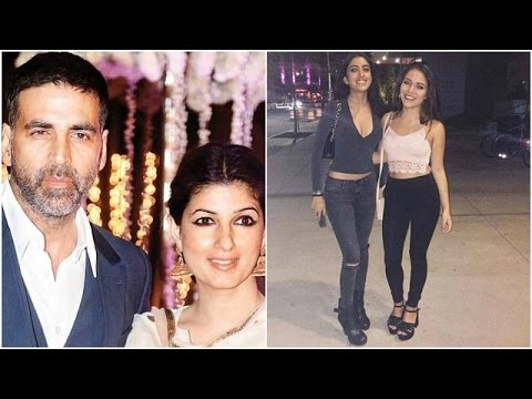 Akshay Takes Twinkle On A Lunch Date | Amitabh's G