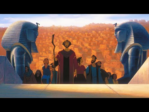 When You Believe - Michelle & Sally [ When you Believe SCENE ] ///The Prince Of Egypt (1997)