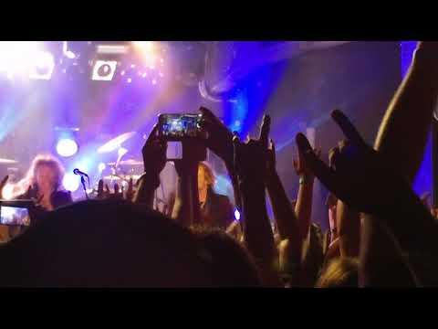 Edguy - Love Tyger (Praha 2017) (видео)