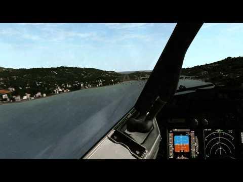 Boeing 737 Landing @ Skiathos Airport [FSX]