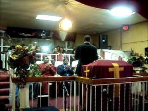 PROPHET BRIAN CARN AT CHURCH OF GOD GOSPEL TABERANCLE JAN 30 2012 LAKELAND FLA