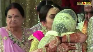 A sneak peek into Isha Ambani's 'kanyadaan' ceremony