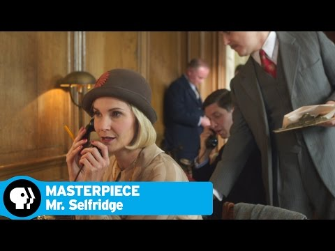 Mr. Selfridge 4.03 (Clip)