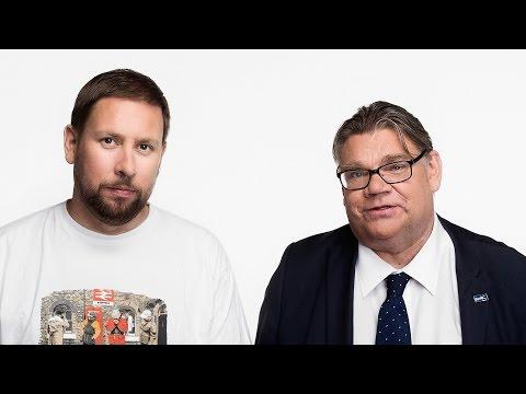 Soini ja Arhinmäki puhuvat jalkapallosta tekijä: RAY Pelit