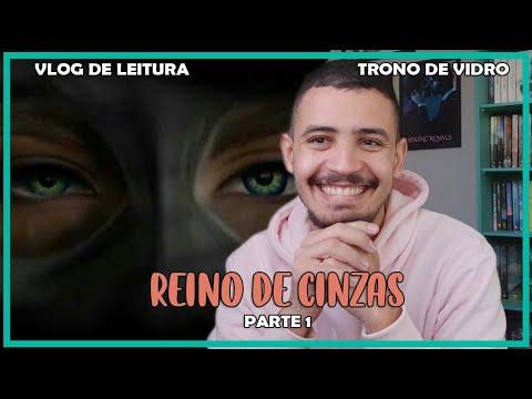 VLOG DE LEITURA: REINO DE CINZAS PARTE UM EXÉRCITOS E ALIADOS (VLPR #12) | Patrick Rocha