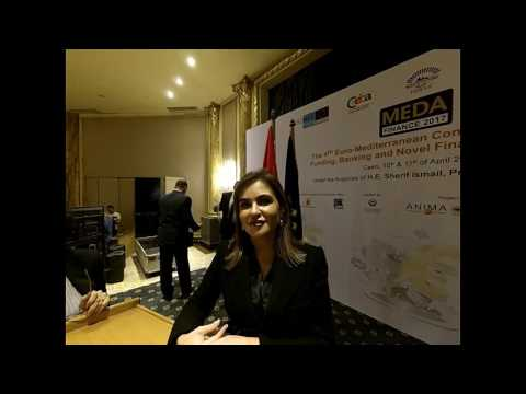 Interview with Minister Sahar Nasr