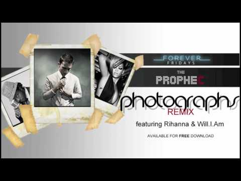 The PropheC Ft. Rihanna & Will.I.Am - PHOTOGRAPHS (DUB REMIX)