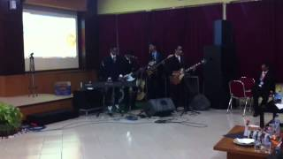 The Jangkrik - The End (The Beatles cover)
