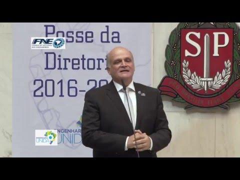 Murilo Celso de Campos Pinheiro – Presidente da FNE