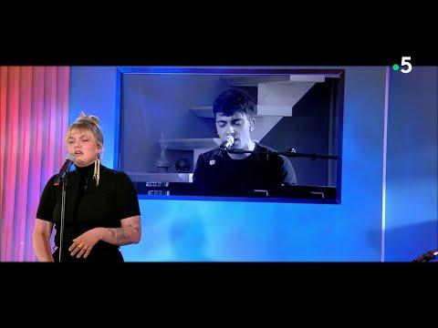 Le live : Louane «Aimer à mort» - C à Vous - 21/06/2021