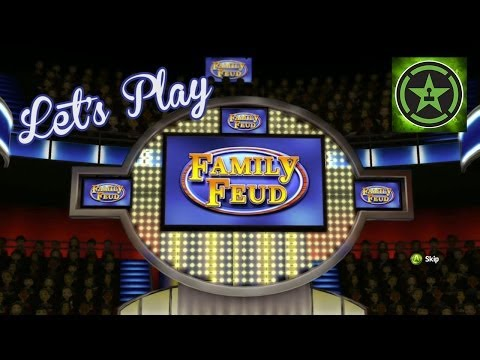Family - Geoff, Gavin, Ray, and Michael are back with Let's Play - Family Feud. RT Store: http://roosterteeth.com/store/ Rooster Teeth: http://roosterteeth.com/ Achie...