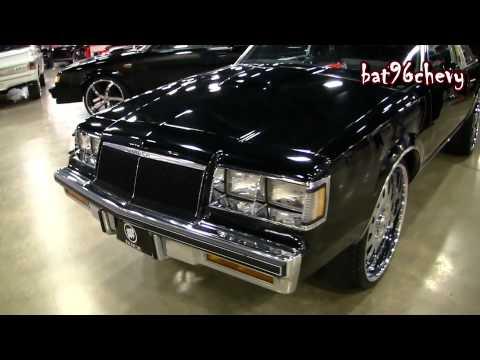 BLACK Buick Regal on 24