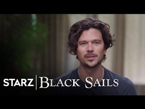 Black Sails   Rise of Silver: Meeting Blackbeard   STARZ