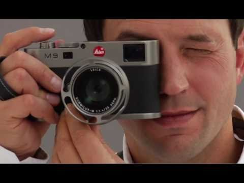 Video: Leica M9 Titanium