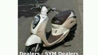 1. motosheets - 2009 SYM Mio 50 Specs and Features