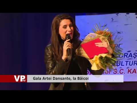 Gala Artei Dansante, la Băicoi