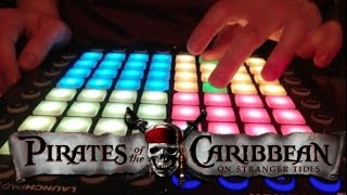 Video He's a Pirate - Pirates of the Caribbean Theme (Launchpad Cover) MP3, 3GP, MP4, WEBM, AVI, FLV Mei 2018
