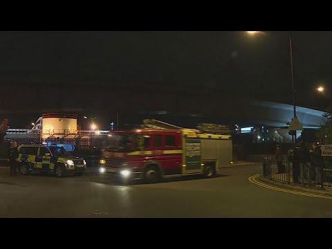 Λονδίνο: Συναγερμός για «χημικό συμβάν» στο αεροδρόμιο Σίτι