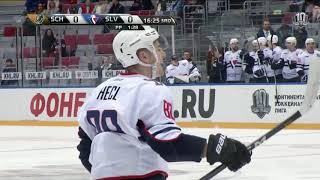 Slovan 2 HC Sochi 1 SO, 17 January 2018 Highlights