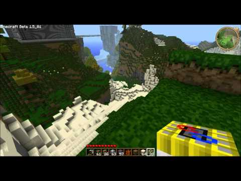 preview-Let\'s Play Minecraft Beta! - 096 - The power of C4... (ctye85)