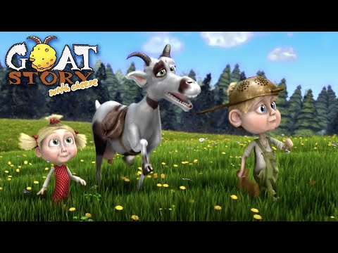 Goat story with Cheese - 90 min 3D stereo movie
