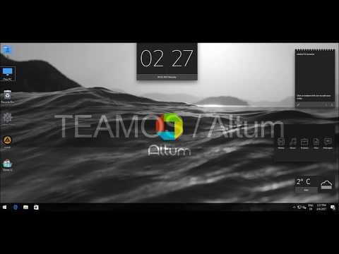Windows 10 Altum Pro 1607 (x64) 1 link