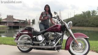 9. 2017 Harley Davidson Softail Deluxe for sale in Florida ~ 2018