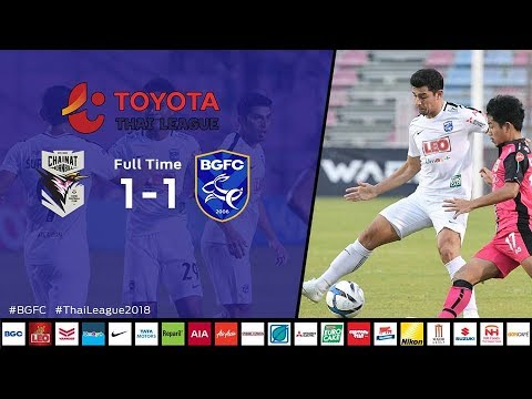BGTV : BG GOAL TTL 2018 CHAINAT FC VS  BGFC (HIGHLIGHT)