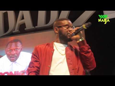 Watch FALZ Tha Bahd Guy's Energetic Performance at Chronicles of  Ushbebe.  Yadai 7