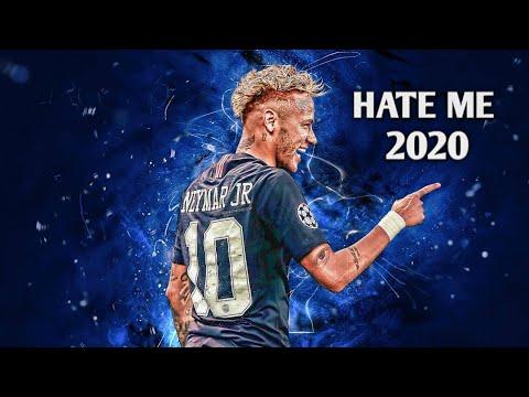 Neymar Jr - Hate Me - Ellie Goulding and Juice Wrld - Amazing Skills & Goals - 2020  HD 
