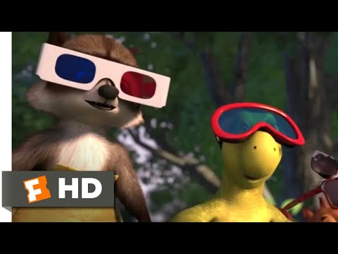 Over the Hedge - Beating the Exterminator | Fandango Family