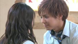 Nonton (ENG SUB) Katayose Ryota was very nervous filming his first on-screen kiss with Tsuchiya Tao Film Subtitle Indonesia Streaming Movie Download