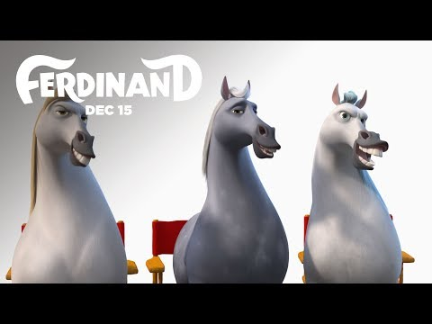 Ferdinand | Straight from the Horse's Mouth: Bull Crew | Fox Family Entertainment