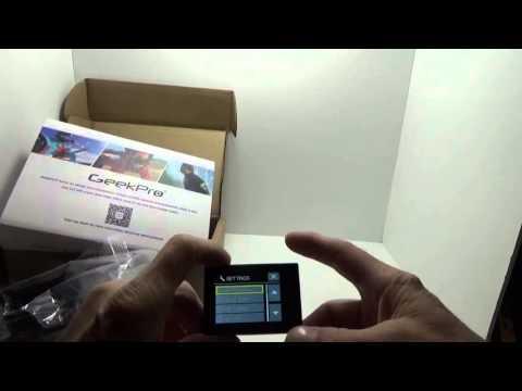 GeekPro 2 0 Plus Sports Camera Full HD 1080P