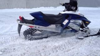 4. 2007 Ski-doo GSX 600HO SDI