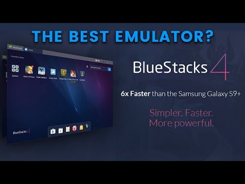 NEW BlueStacks 4 - The Best Android Emulator?