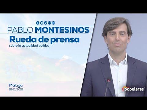 Montesinos: