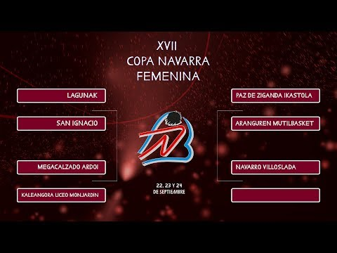 Final Copa Navarra Femenina 2017