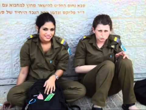 jewish women - 2 groups of friends coming from 2 different units (of the adjuant corps and the paratrooper brigade) of female soldiers in the IDF (Israel Defense Forces). V...