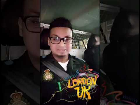 On Shift with a Student Paramedic - University of Hertfordshire