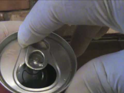 How To Re-Seal An Opened Soda Can!!! This is amazing trick (Video)