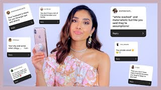 Reacting To Your Assumptions About me | Whitewashed? No Friends, Too Nice? by Dulce Candy